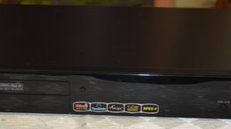 DVD и Blu-ray плееры - DVD/HDD-рекордер Samsung DVD-HR775, 0