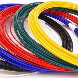 Развивающие игрушки - UNID Набор пластика для 3D ручек: ABS-6 (по 10м. 6 цветов в коробке), 0