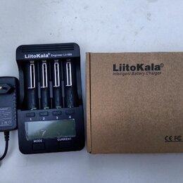 Батарейки - Зарядное liitokala Lii 500, 0