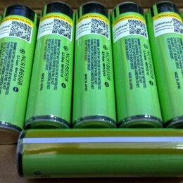 Блоки питания - Аккумулятор Panasonic 18650 - 3400 мАч, 0