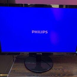 Мониторы - Монитор Philips 236v4lsb, 0