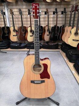 Акустические и классические гитары - Новая акустическая гитара Caraya F641, 0