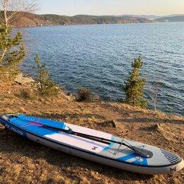 "Водные лыжи, вейкбординг и книбординг - Sup board/сап борд molokai 11,2"" carbon , 0"