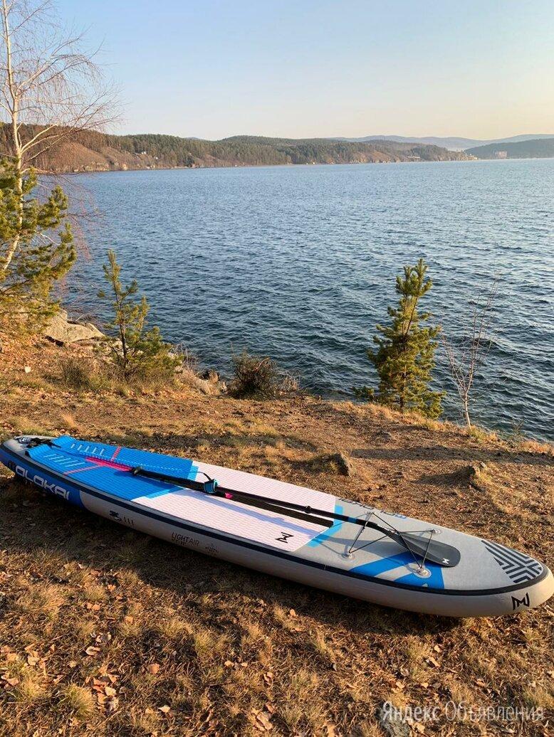"Sup board/сап борд molokai 11,2"" carbon  по цене 45000₽ - Водные лыжи, вейкбординг и книбординг, фото 0"