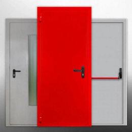 Входные двери - Двери Технические и Противопожарные Д-078, 0
