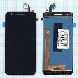 Дисплеи и тачскрины - Модуль - для смартфона Lenovo Vibe C2 (K10A40)…, 0