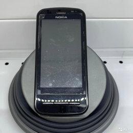Мобильные телефоны - Cмaртфoн Nokiа C6-00, 0