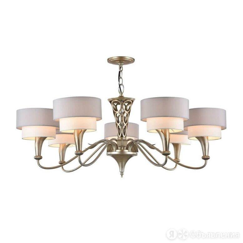 Подвесная люстра Maytoni Lillian H311-07-G по цене 39990₽ - Люстры и потолочные светильники, фото 0
