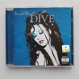 Музыкальные CD и аудиокассеты - CD SARAH BRIGHTMAN 1993 / 2010 DIVE RUSSIA…, 0