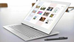 Ноутбуки - Sony Vaio DUO 13 Элитный Слайдер,планшет,ультрабук, 0