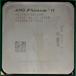 Процессоры (CPU) - процессор сокет Am3 AMD Phenom II X4 980 -…, 0