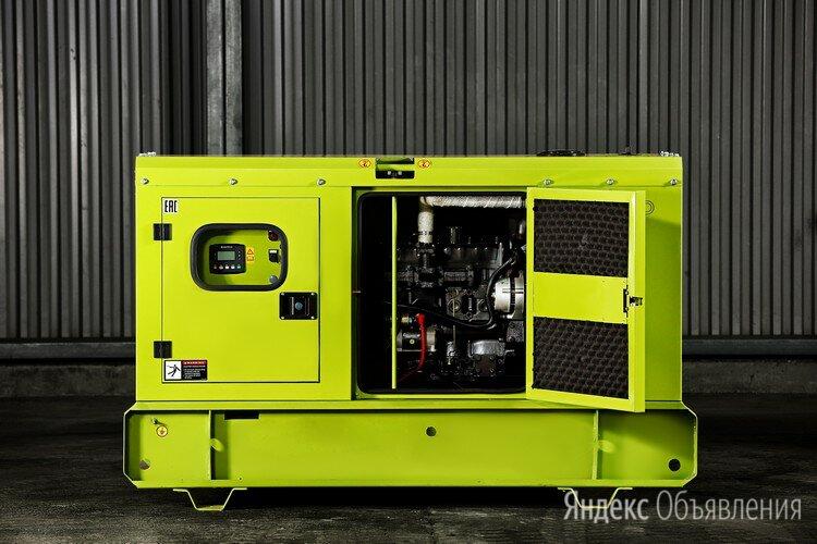 Дизельный генератор 20 кВт по цене 302721₽ - Грузоподъемное оборудование, фото 0