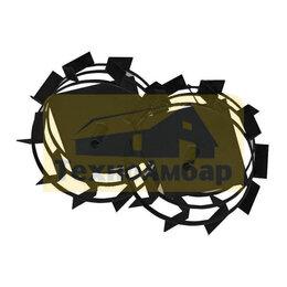 Мотоблоки и культиваторы - Грунтозацеп 430/200 HUTER (2шт), 0