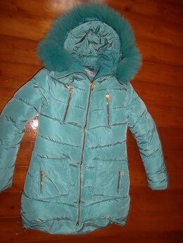 Куртки и пуховики - Пуховик на девочку, 0