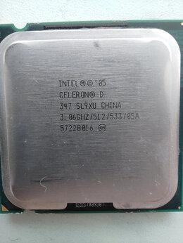 Процессоры (CPU) - Процессор Intel Celeron D 775 3.06, 0