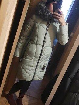 Пуховики - Пуховик зимний, 0