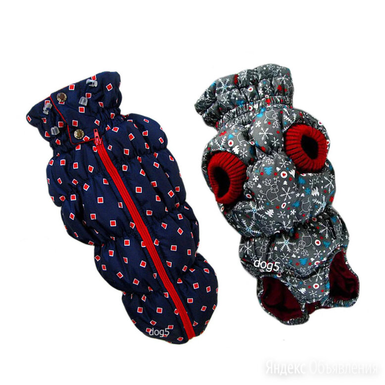 жилетки с закрытым животом для собак по цене 1350₽ - Одежда и обувь, фото 0