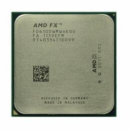 Процессоры (CPU) - Процессор AM3+ AMD FX-6100 3.3 GHz, 0