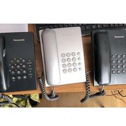 Проводные телефоны - Продаю стационарные телефоны б\у, много!, 0