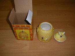 Ёмкости для хранения - Горшочек для мёда. Керамика. , 0