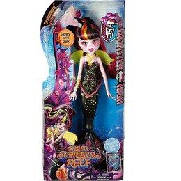 Куклы и пупсы - Новая Кукла Монстер Хай ДракулаЛаура, 0