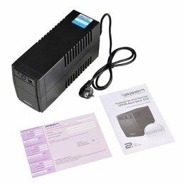 Источники бесперебойного питания, сетевые фильтры - Линейно-интерактивный ИБП Ippon Back Basic 650, 0