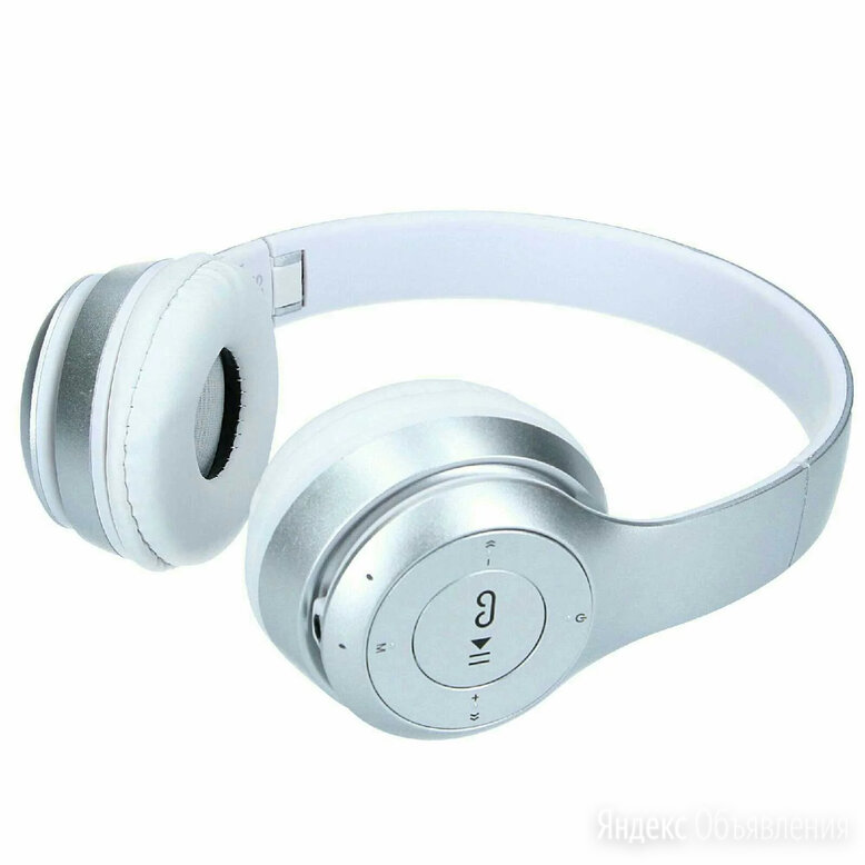 Беспроводные Bluetooth-наушники ST3 по цене 650₽ - Наушники и Bluetooth-гарнитуры, фото 0