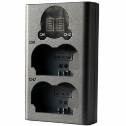 Аккумуляторы и зарядные устройства - Зарядное Устройство NP-W235 USB на 2…, 0