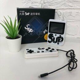 Игровые приставки - Игровая приставка SUP c джойстиком (новая), 0