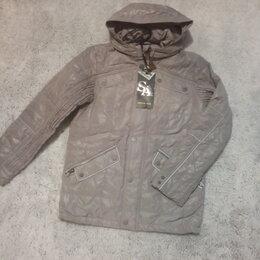 Куртки и пуховики - Куртка для мальчика демисизонная размер 134,152, 0