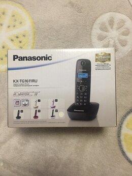 Радиотелефоны - Телефон Панасоник новый, 0