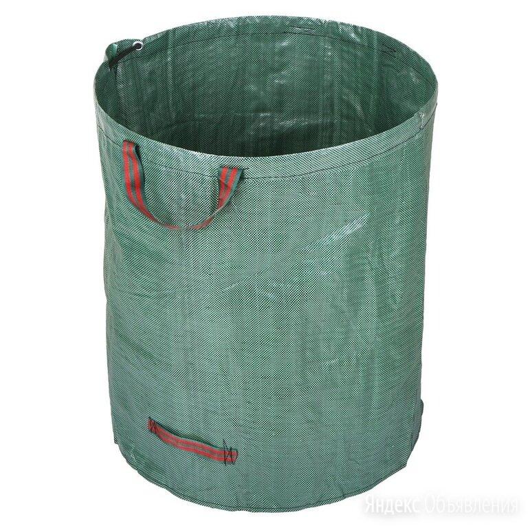 Нинбо Сумка садовая для мусора многоразовая Garden Leaves Bag по цене 390₽ - Прочий инвентарь и инструменты, фото 0