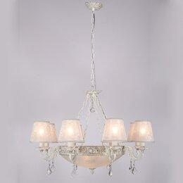 Люстры и потолочные светильники - Подвесная люстра Citilux Бельведер CL424181, 0