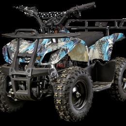 Машинки и техника - Детский квадроцикл YACOTA (Якота) LT - 45 (машинокомплект), 0