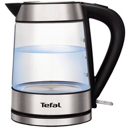Электрочайники и термопоты - Электро чайник Tefal Glass KI730D30 , 0