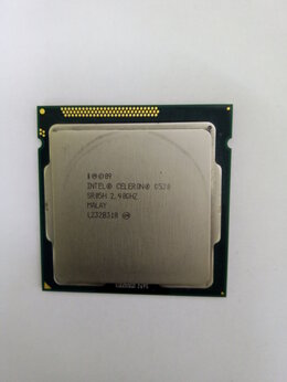 Процессоры (CPU) - Процессор G530, 0