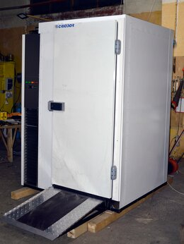 Морозильное оборудование - Оборудование шоковой заморозки, 0