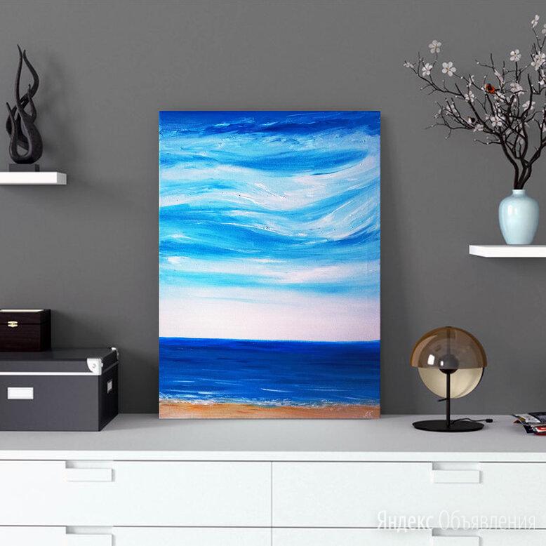 """Картина """"Дикий пляж Поповка по цене 32800₽ - Картины, постеры, гобелены, панно, фото 0"""