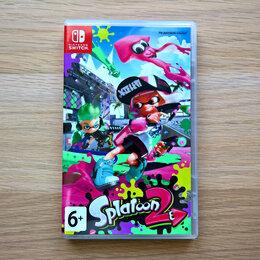 Игры для приставок и ПК - Splatoon 2 - игра для Nintendo Switch, 0