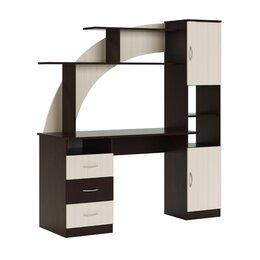 Компьютерные и письменные столы - Стол компьютерный Каскад-9, 0