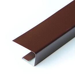 Сайдинг - Стартовая планка (J-профиль) металл, 0