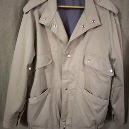 Куртки - Ветровка с подкладкой р-р 50, 0