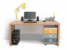 Компьютерные и письменные столы - Смарти С1 стол письменный 1600 мм, 0