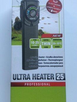 Оборудование для аквариумов и террариумов - Аквариумный нагреватель Ultra Heater 25, 0