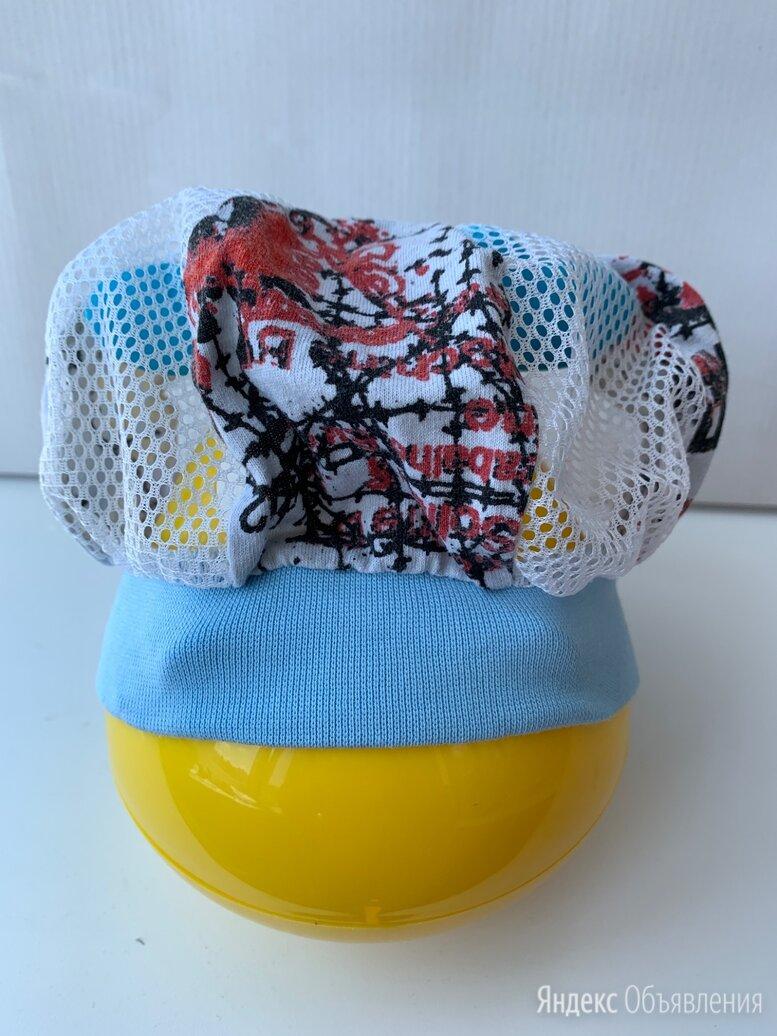 Детская летняя шапочка р.46-48 по цене 50₽ - Головные уборы, фото 0