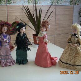 Куклы и пупсы - Фарфоровые коллекционные куклы Де Агостини., 0