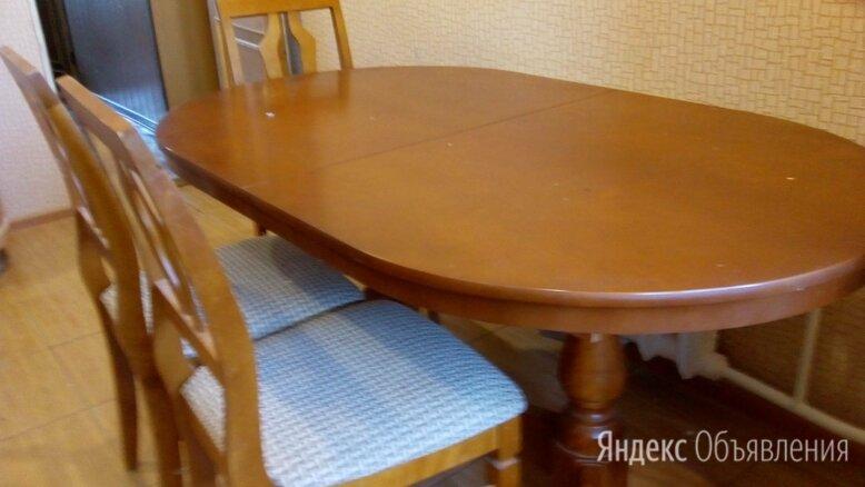 Стол кухонный из дерева по цене 14000₽ - Столы и столики, фото 0