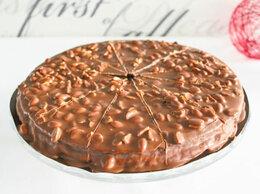 Продукты - Миндальный торт Almondy с карамелью и арахисом…, 0