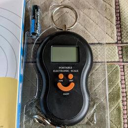 Весы - Электронные кантерные весы 10 грамм - 40 килограмм, 0