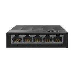 Проводные роутеры и коммутаторы - Коммутатор TP-Link LS1005G 5 портов, 5 10/100/1000, 0